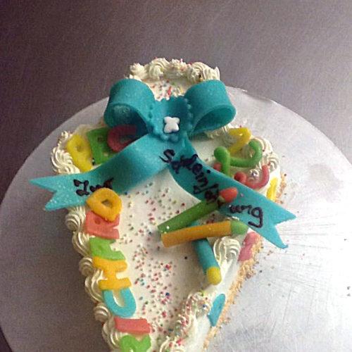Super Torten zur Schuleinführung, Bäcker Frank Jesse